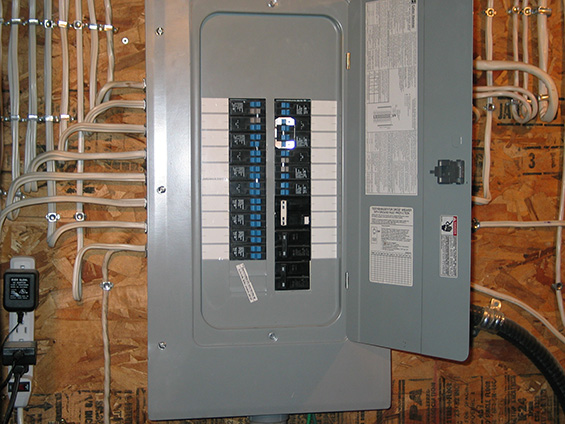 Circuit breaker and panel replacement